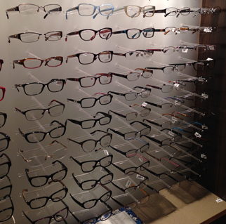 Choosing Eye Glasses