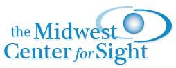 The Midwest Center for Sight Logo